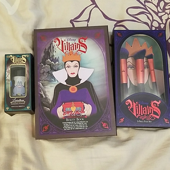 SOHO Beauty Other - Limited Edition Disney Villains set